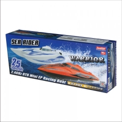 Kleine RTR RC Speed Boot Kits Warrior 8206