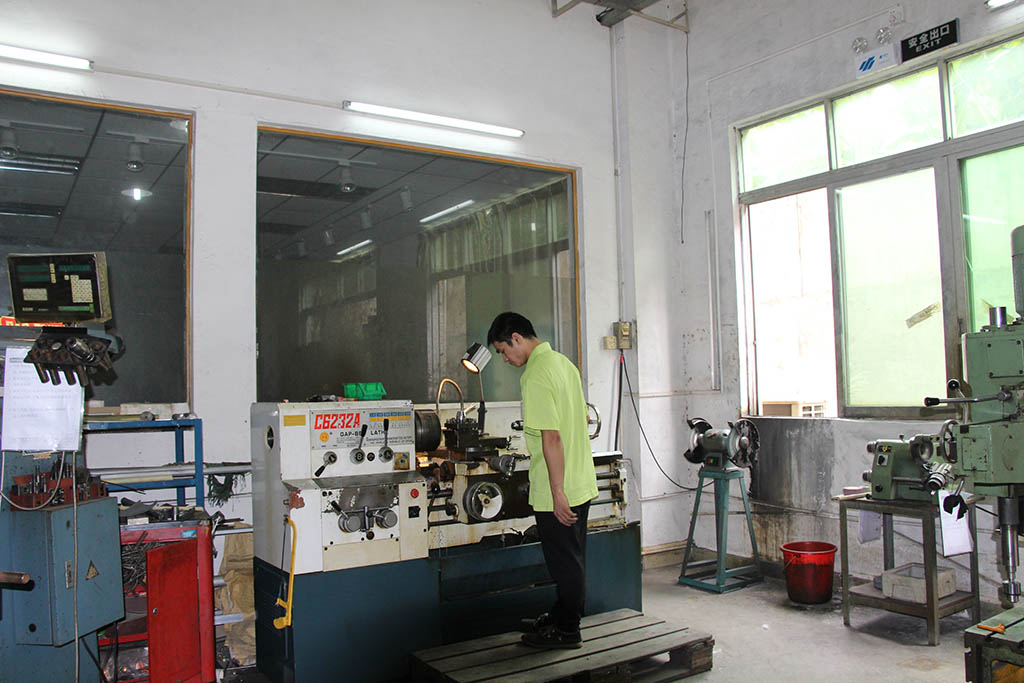 Joysway Hobby's Tooling Dept for RC Hobby Item Manufacturing